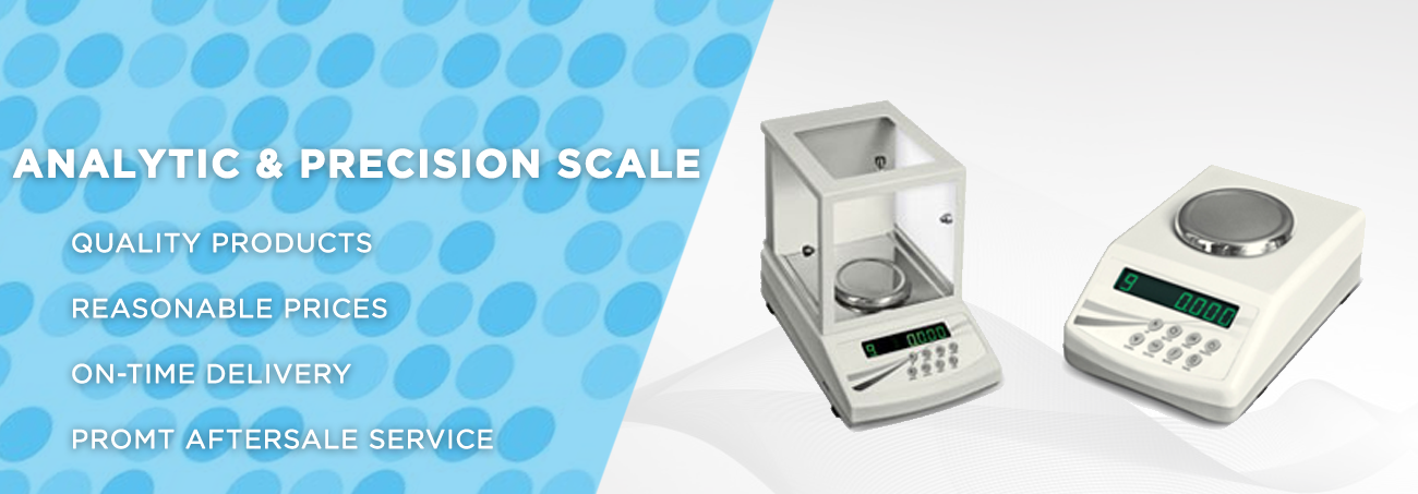 Analytic & Precision Scale Manufacturers