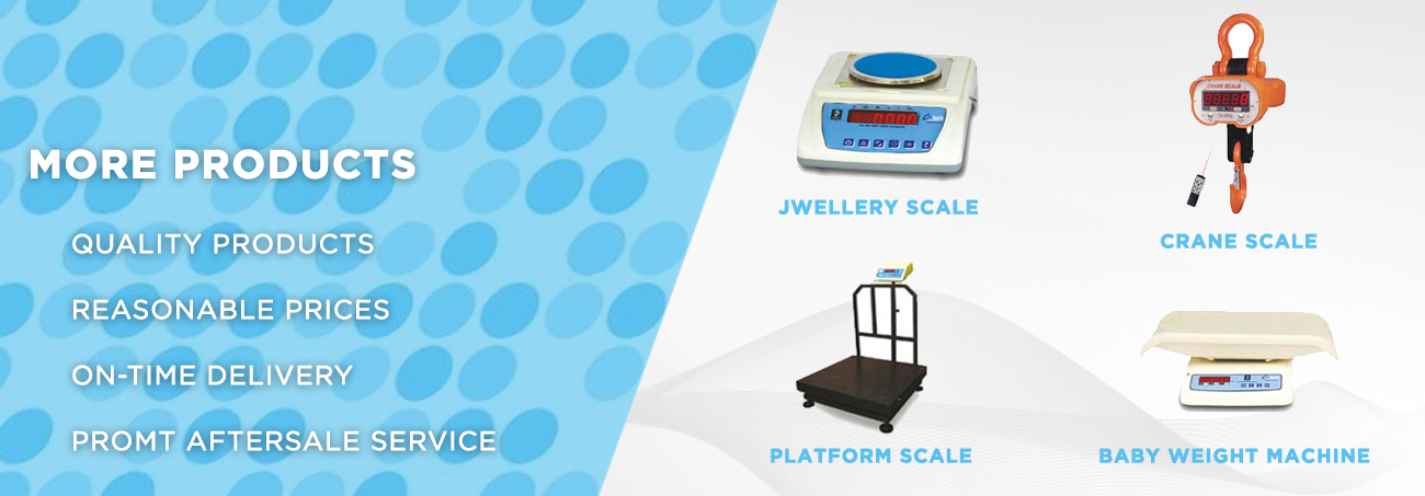 Weighing Scale Manufacturers in India